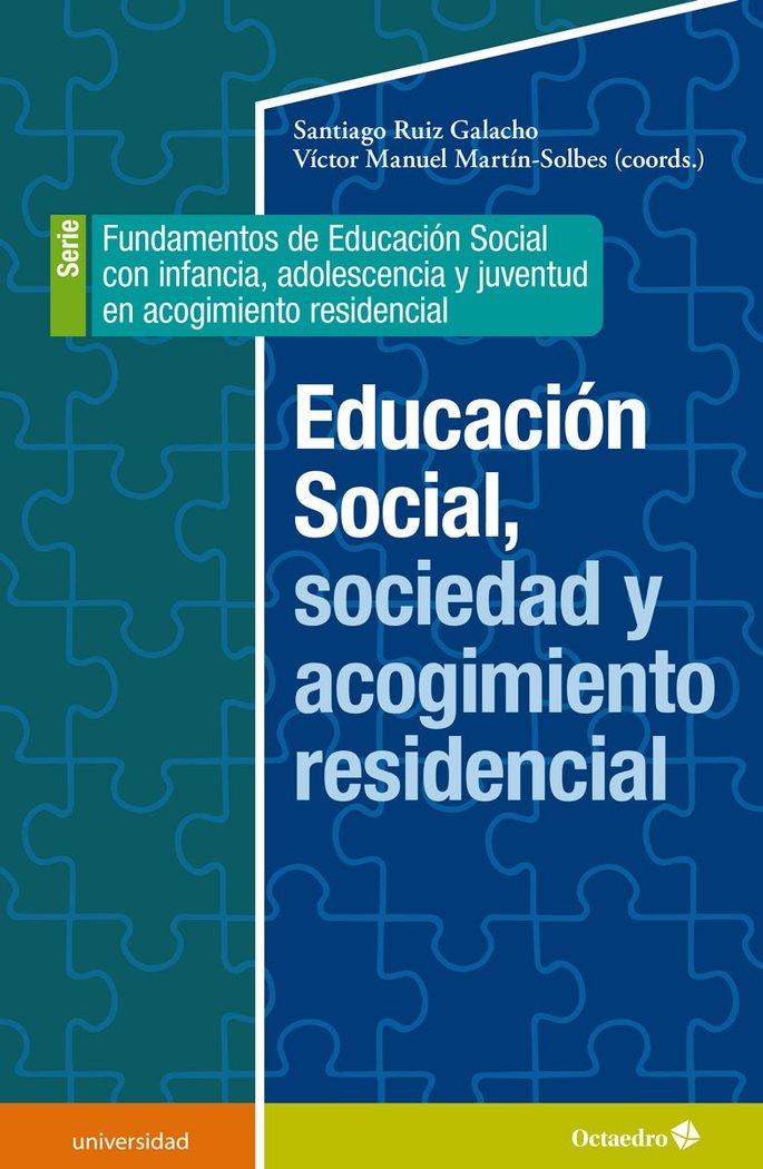 Educacion social sociedad y acogimiento r