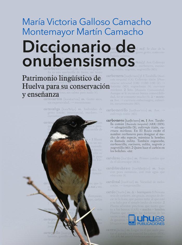Diccionario de onubensismos