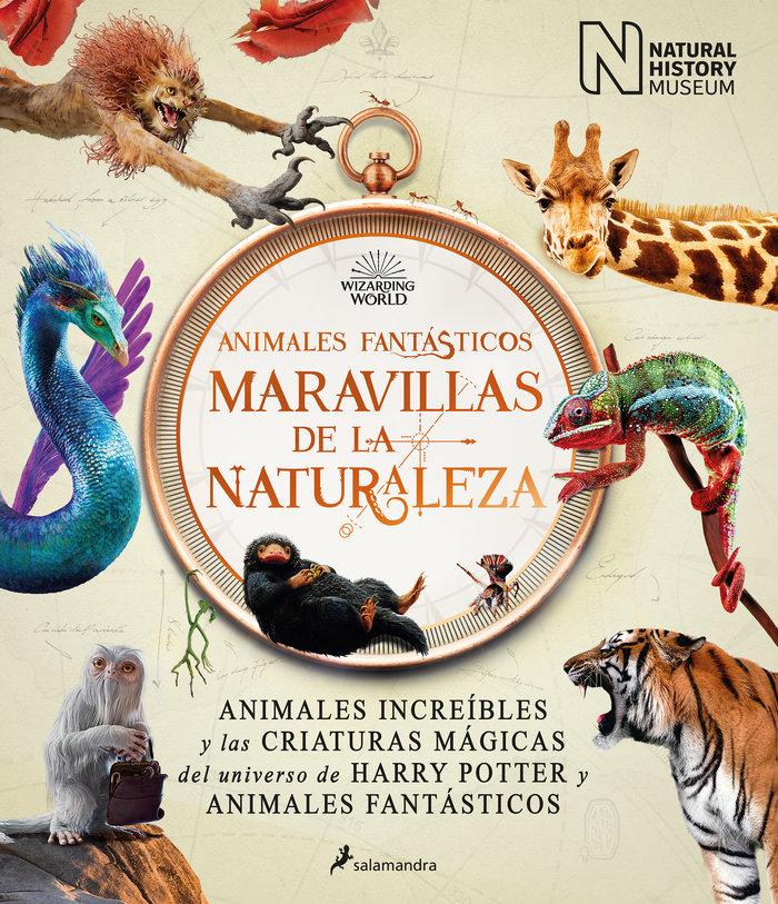 Animales fantasticos maravillas de la naturaleza