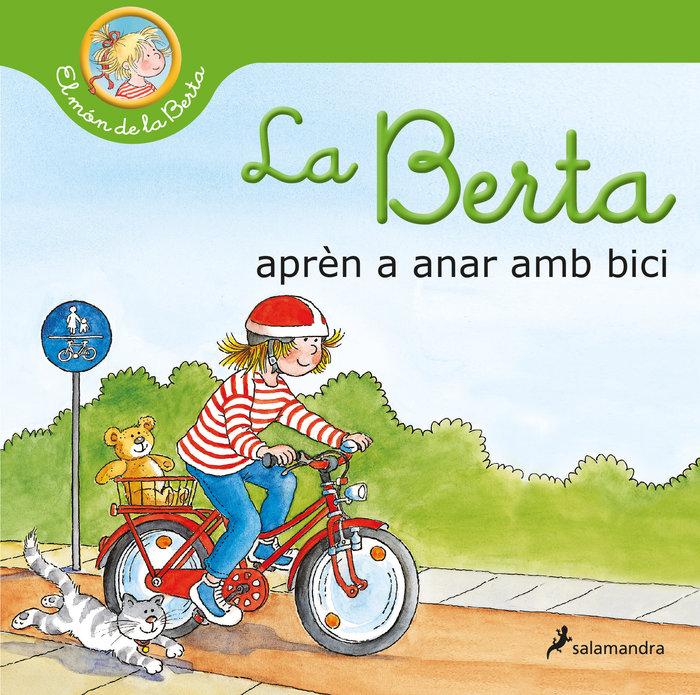 La berta apren a anar amb bici mon d catal