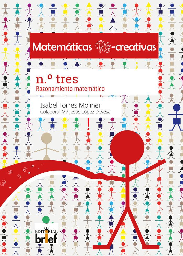 Matematicas re creativas 3
