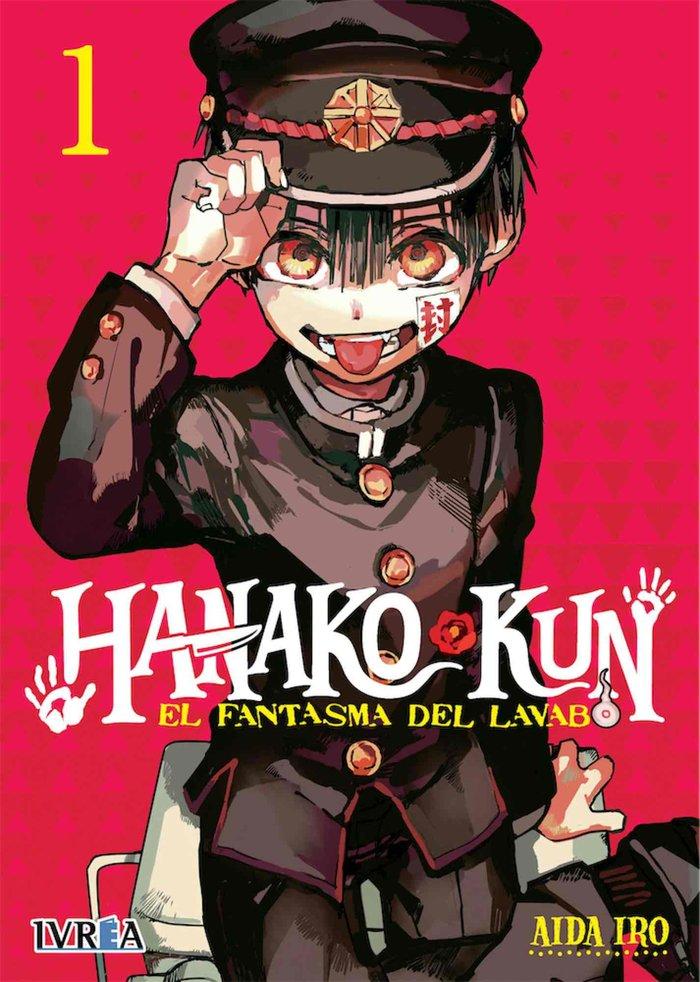 Hanako kun el fantasma del lavabo 1
