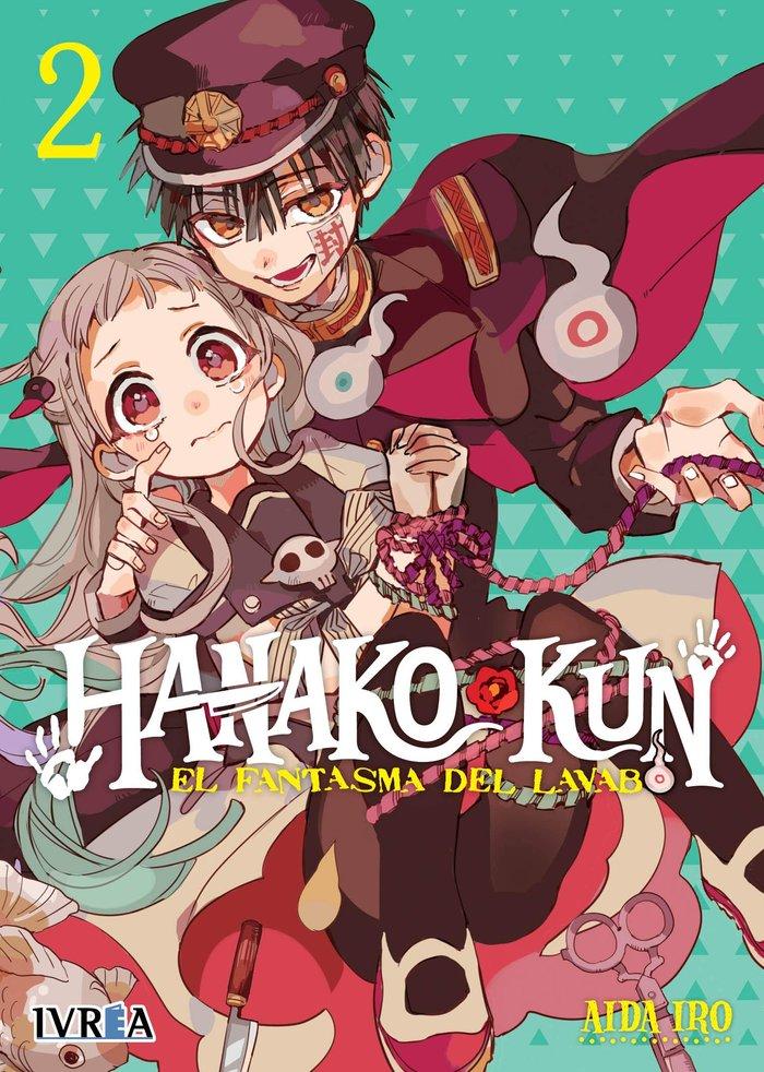 Hanako kun el fantasma del lavabo 2