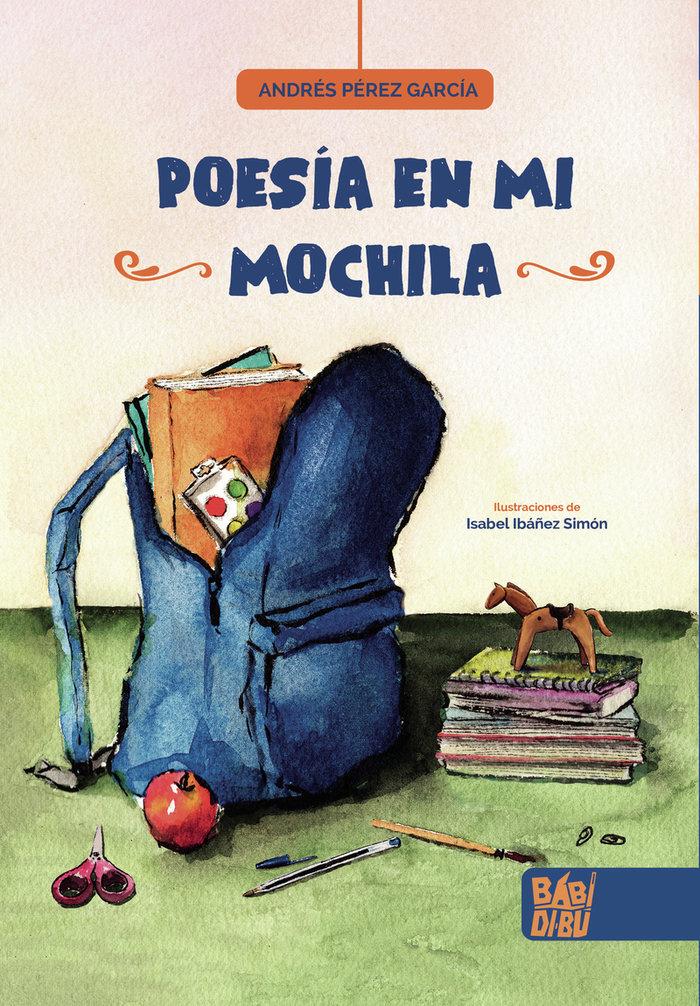 Poesia en mi mochila