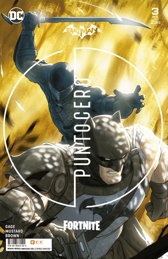 Batman fortnite punto cero 3
