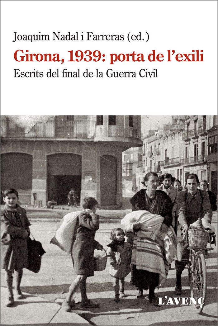 Girona 1939 porta de lexili