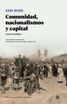 Comunidad nacionalismos y capital