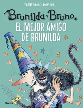 Brunilda y bruno el mejor amigo de brunild