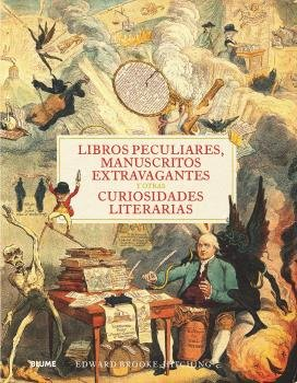 Libros peculiares manuscritos extravagant