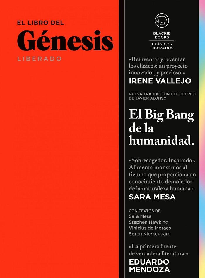 El libro del genesis