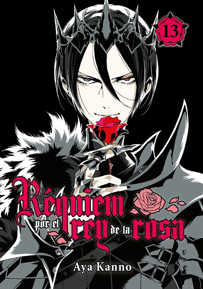 Requiem por el rey de la rosa vol 13