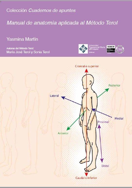 Manual de anatomia aplicada al metodo terol