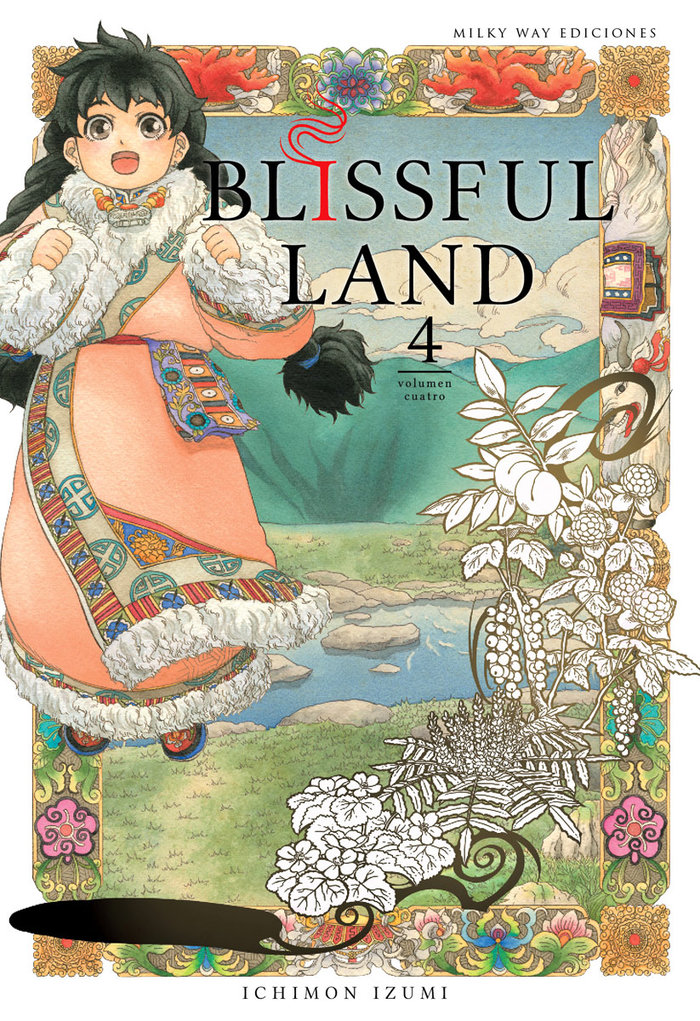 Blissful land 4