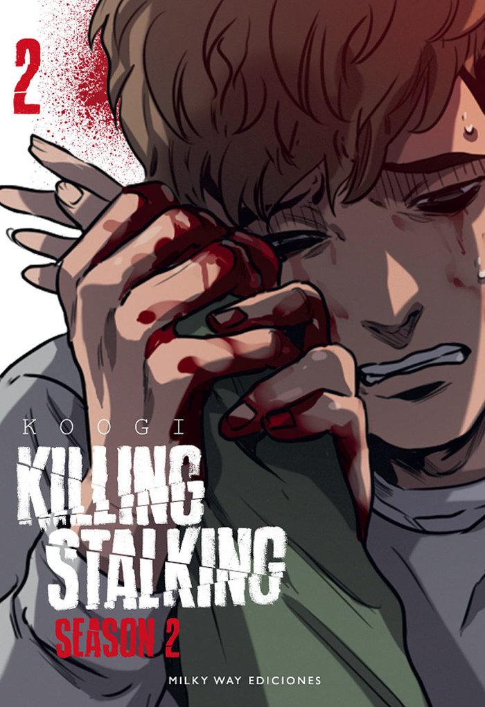 Killing stalking season 2 vol 2