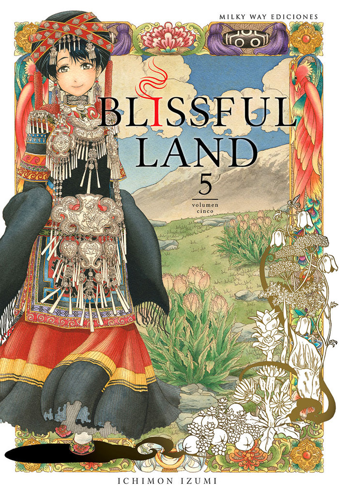 Blissful land 5
