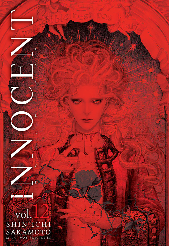 Innocent rouge 12