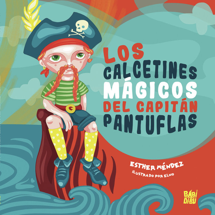 Calcetines magicos del capitan pantuflas,los