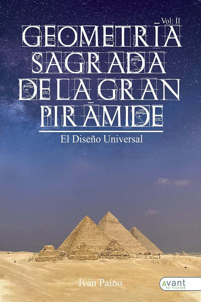 Geometria sagrada de la gran piramiede vol ii