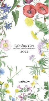 Calendario flora 2022 castellano
