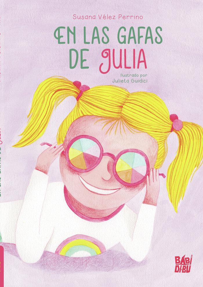 En las gafas de julia