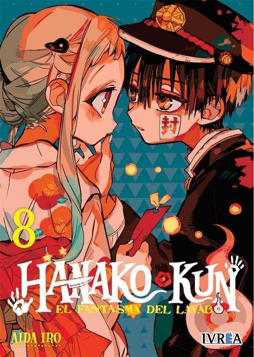 Hanako kun el fantasma del lavabo 8