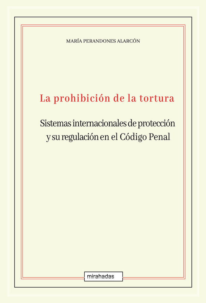 Prohibicion de la tortura,la