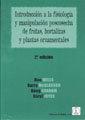 Introduccion a la fisiologia y manipulacion postcosecha de f