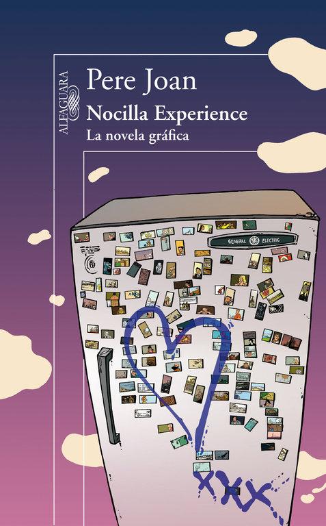 Comic nocilla experience
