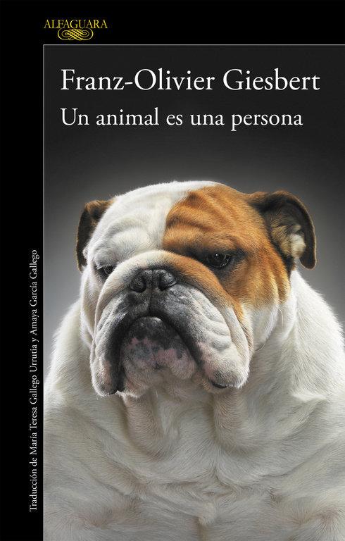 Un animal es una persona