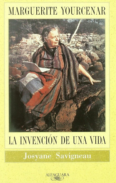 Marguerite yourcenar invencion una vida