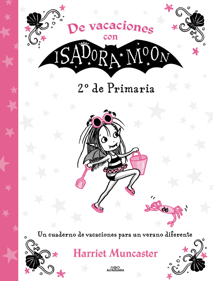 De vacaciones con isadora moon (2º de primaria) (isadora moo