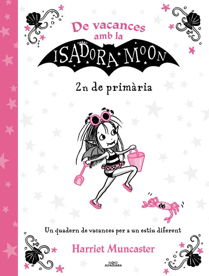 De vacances amb la isadora moon (2n de primaria) (la isadora