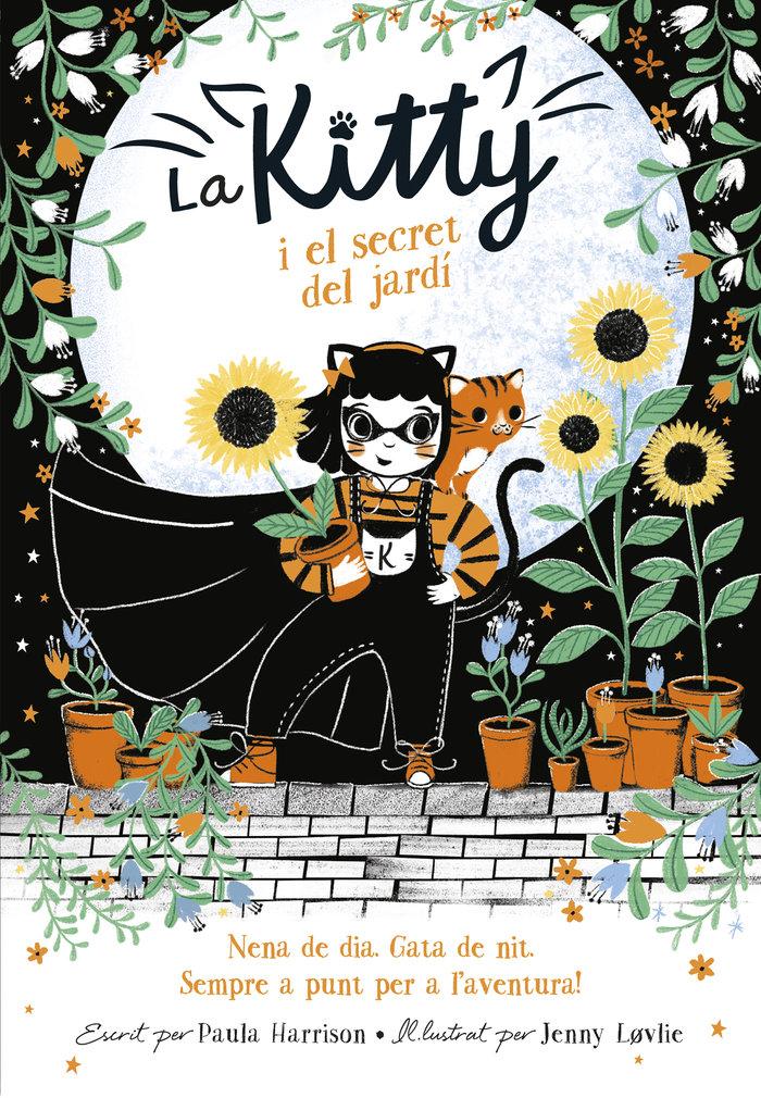 La kitty i el secret del jardi
