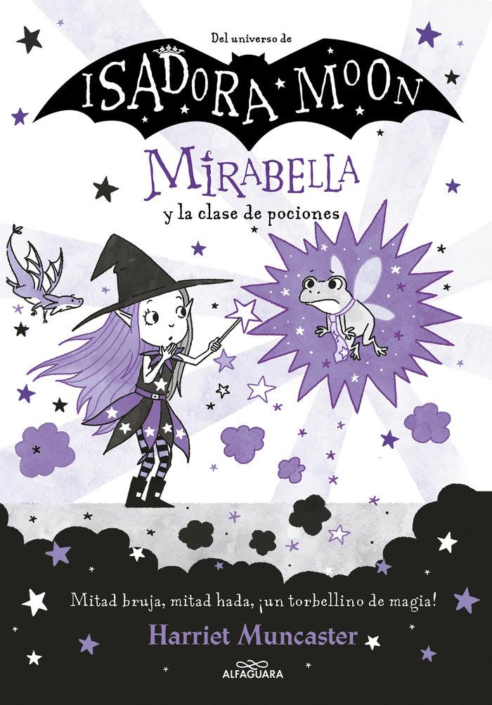 Mirabella y la clase de pociones 3