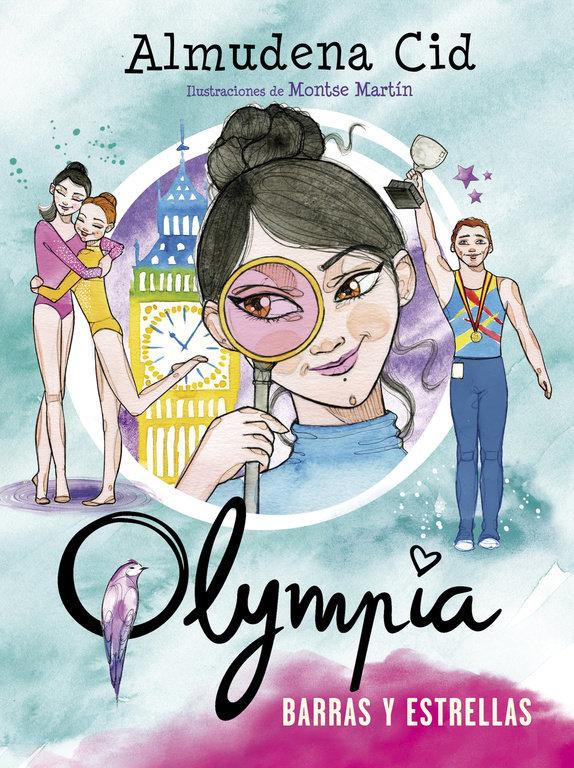 Olympia 8 barras y estrellas