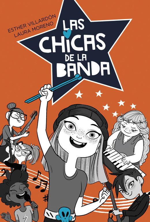 Chicas de la banda (serie las chicas de la banda 1),las