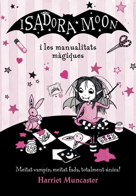 Isadora moon i les manualitats magiques (la isadora moon)