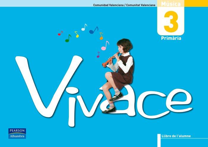 Vivace 3 llibre de l'alumne (comunitat valenciana)