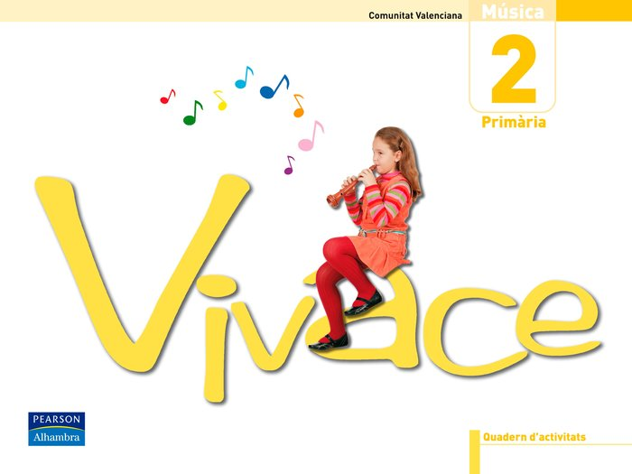 Vivace 2 pack quadern d'activitats (comunitat vale