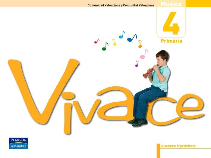 Vivace 4 pack quadern d'activ (comunitat valencian