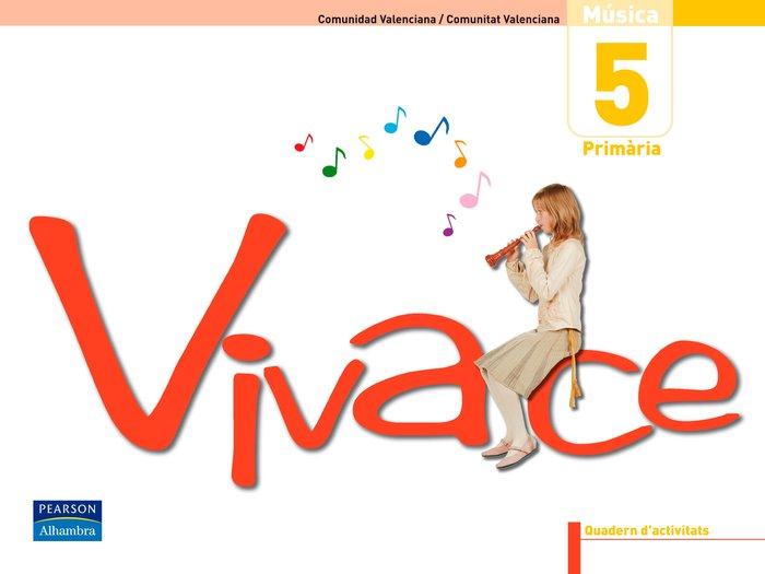 Vivace 5 pack quadern d'activitats (comunitat vale