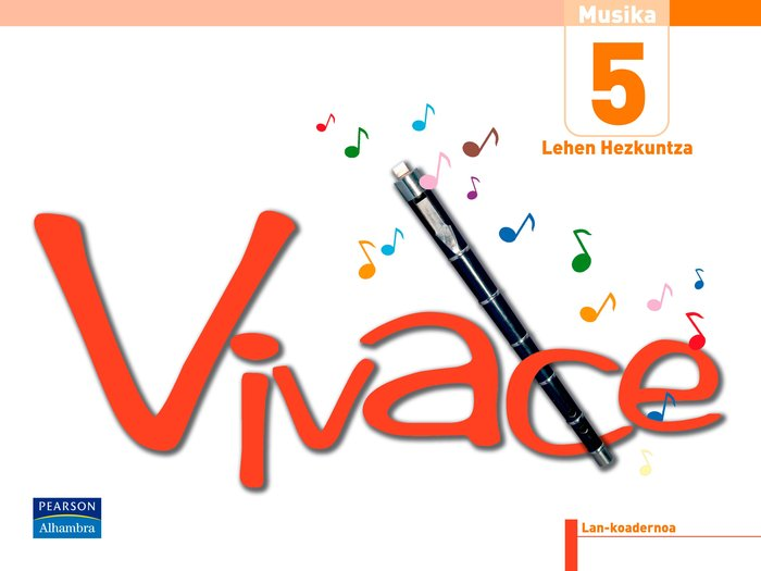 Vivace 5 pack lankoadernoa