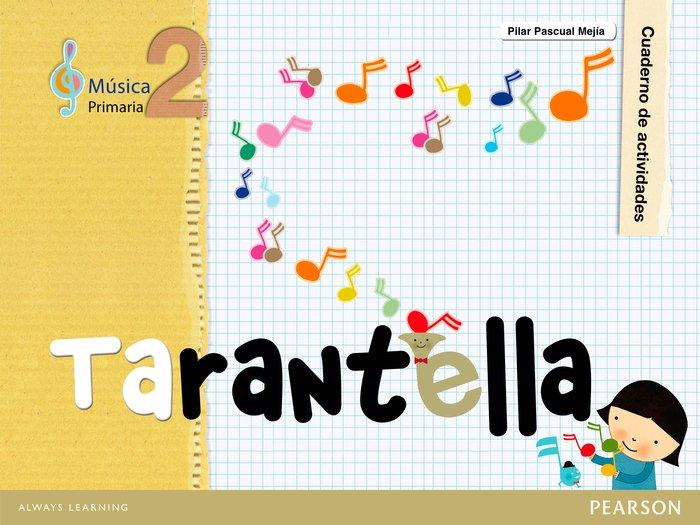 Tarantella 2ºep cuaderno 11 pack