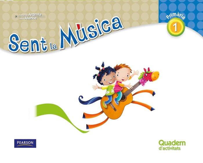 Sent la musica 1 pack activitats (catala)