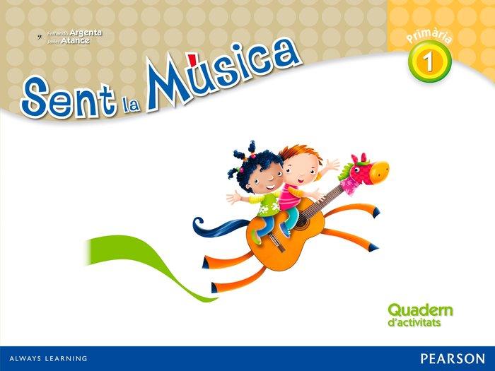 Sent la musica 1 pack activitats (comunitat valenc