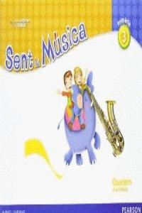 Sent la musica 3 pack activitats (catala)