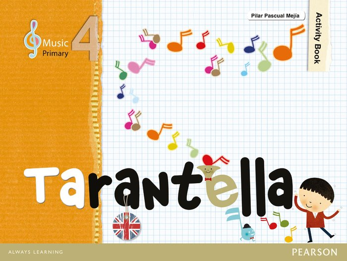 Tarantella 4ºep cuaderno bilinguismo 12