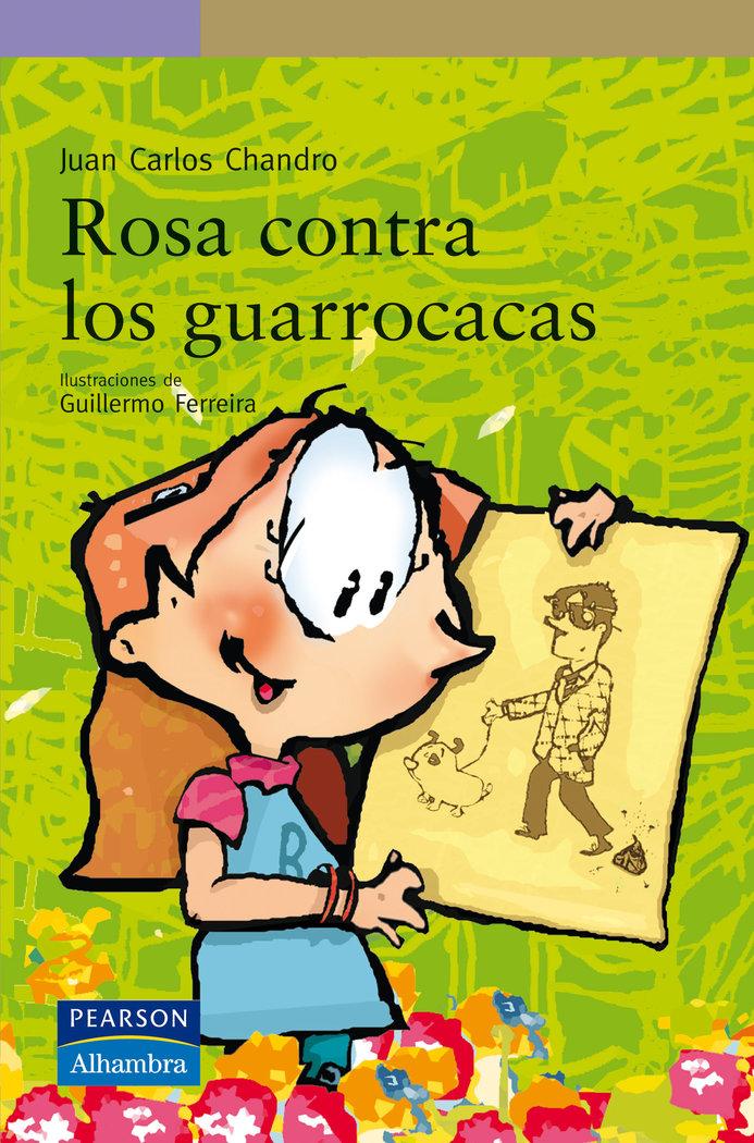 Rosa contra los guarrocacas (e-book)