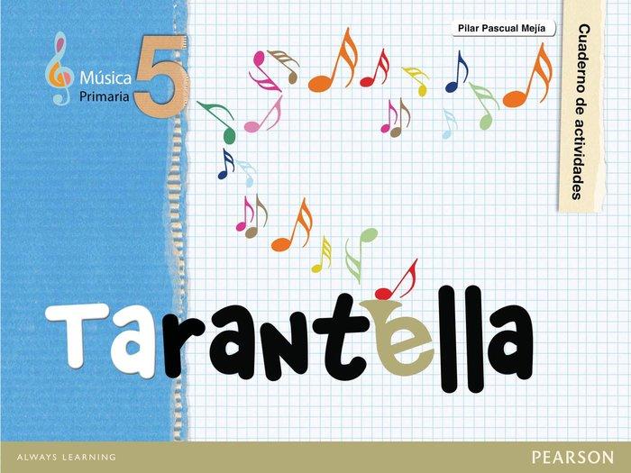 Tarantella 5ºep cuaderno pack 13