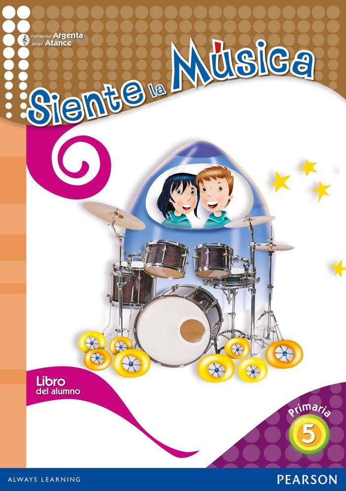 Siente la musica 5 libro del alumno (com. valencia